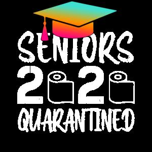 Senioren 2020 unter Quarantäne gestellt