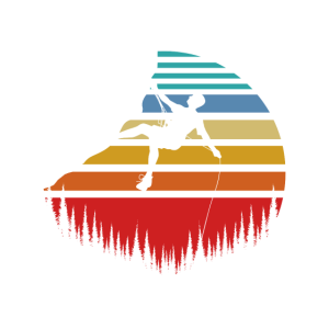 Retro Klettern