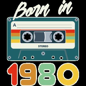 Geboren 1980