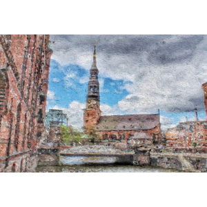 Hamburg Malerei