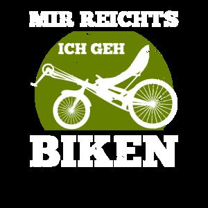 Fahrradtour Fahrrad Liegerad