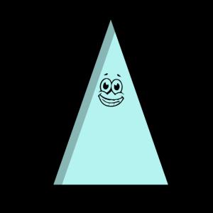 Witziges Dreieck