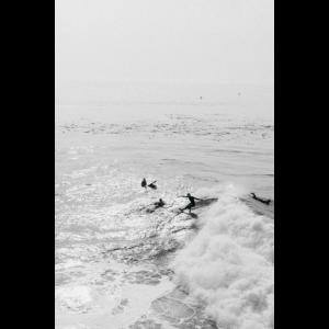 Surfer Kalifornien