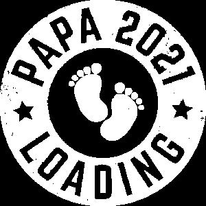 Papa 2021 Loading - Werdender Vater - Überraschung