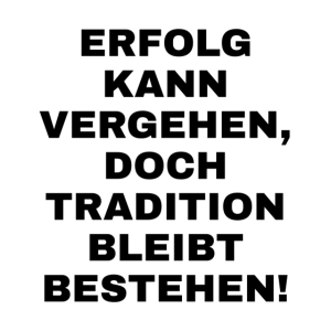 Erfolg < Tradition