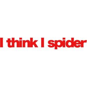 i think i spider red 2020