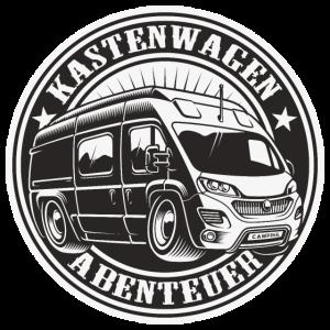 Kawa Kastenwagen Badge