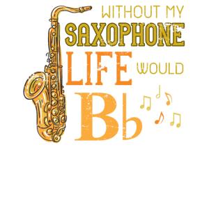 Saxophon Musikinstrument