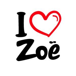 I LOVE ZOE