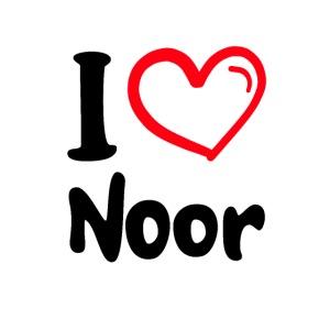 I LOVE NOOR
