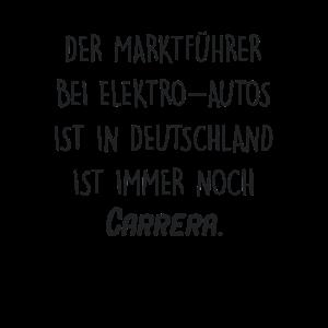 Elektroautos Carrerabahn Marktführer