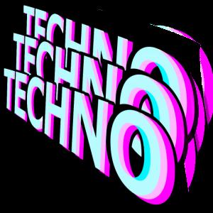 Musik Techno Geschenk