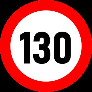 130 Schild