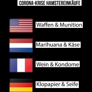 Corona Krise Hamsterkäufe