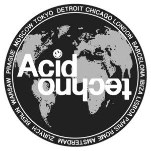 acid techno world