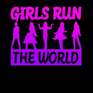 Girls Run The World Internationaler Frauen Tag Fem
