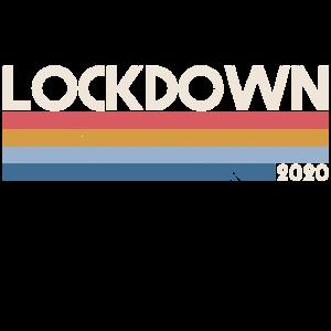 Vintage Lockdown Social Distancing 2020