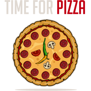 Pizza Pizzeria Bestellen Salami Italienisch Essen