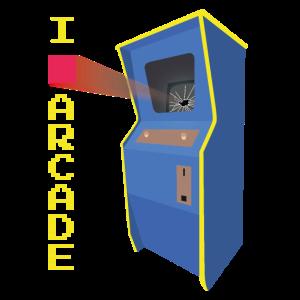 I love Arcade