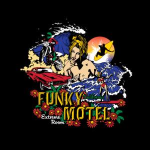 Funky Motel Kalifornien