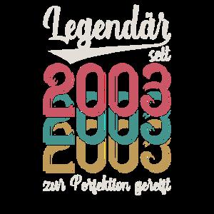 Legendär seit 2003 zur Perfektion gereift