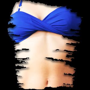 Fake Bikini Model Topmodel Brüste