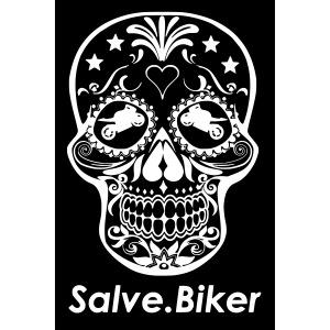 Salve.Biker zündet