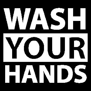 Waschen Sie Ihre Hände Covid Coronavirus Containment