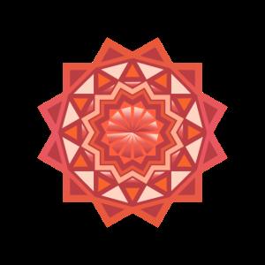 Mandala des Lebens