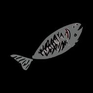 poisson grillé atelier kôta illustration dessins boutique produits artist
