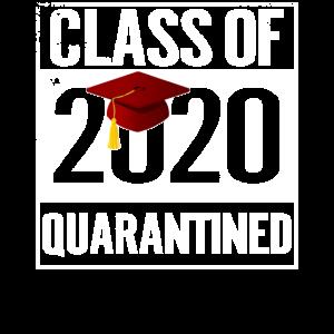 Klasse von 2020 unter Quarantäne gestellt