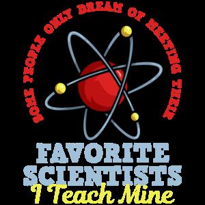 Wissenschaft Lehrer Physik Chemie