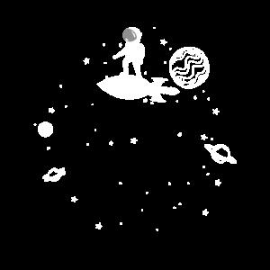 Astronaut Geschenkidee