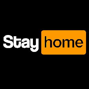 Stay Home / Corona Design Porn Hub