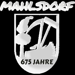 Mahlsdorf # 675 Jahre