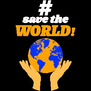 Save the World / Rettet die Welt