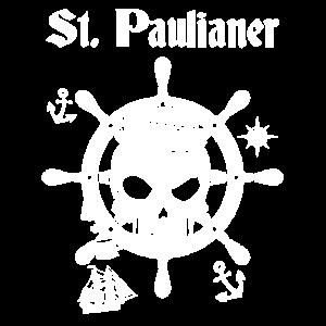 St. Paulianer Totenkopf Hamburg