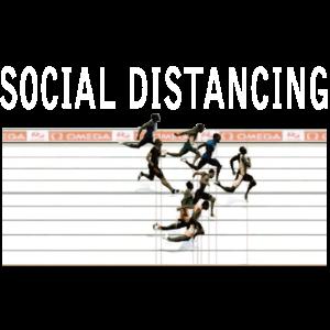 Social Distancing - Usain Bolt SPRINT