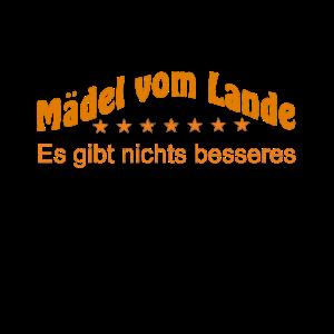 Maedel vom Lande Es gibt nichts besseres