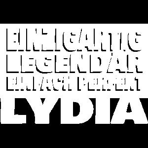 Einzigartig Lydia