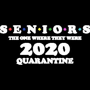 Senior 2020 Quarantäne