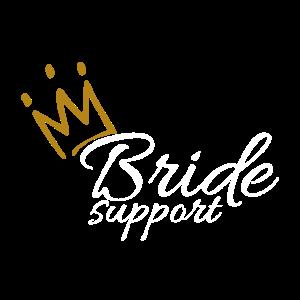Braut Unterstützung Junggesellinnenabschied