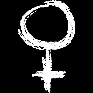 Girl Weiblich Symbol