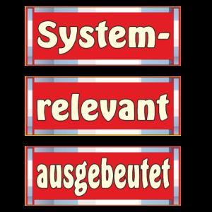 Design Systemrelevant ausgebeutet