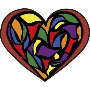 cuore di vetro