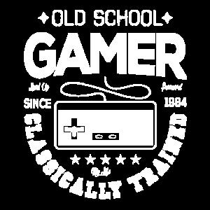 Oldschool Gamer