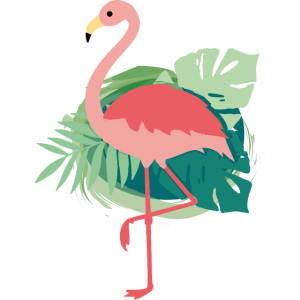 Flamingo Summer