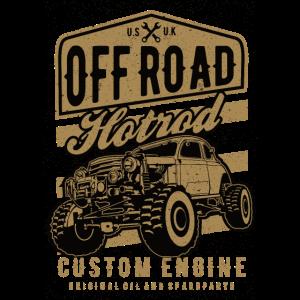 Offroad Hotrod Oldtimer Umbauten USA