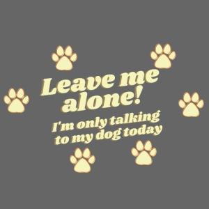 Motiv til hundeeier