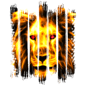 Löwe Feuer